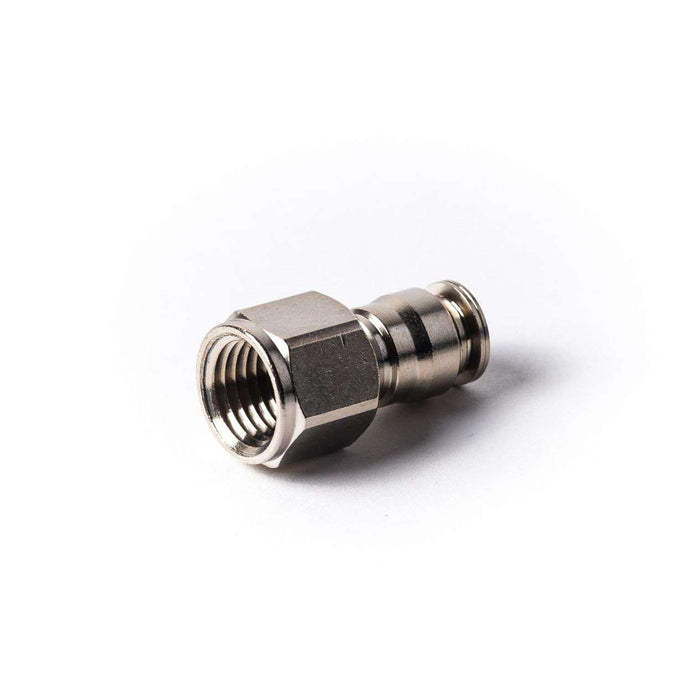 "Female Straight 1/4"" to 1/4"" Adapter"