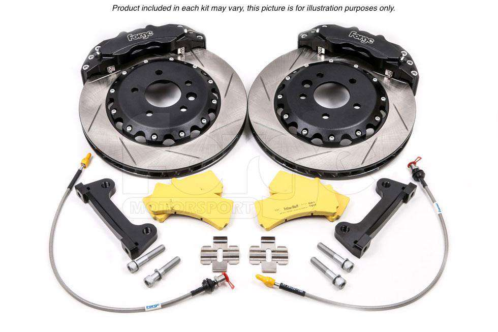 "Front Brake Kit - 330mm (17"" or Larger Wheels)-Big Brake Kits-Forge Motorsport-Stance Fittings 