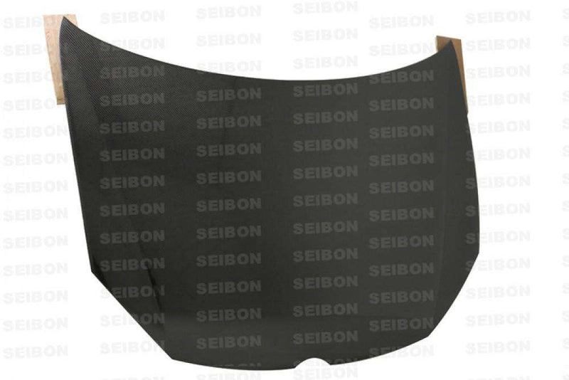 OEM-STYLE CARBON FIBRE BONNET FOR 2010-2014 VOLKSWAGEN GOLF / GTI / R-Carbon Parts-Seibon Carbon-Stance Fittings | The Southern Stance Specialist