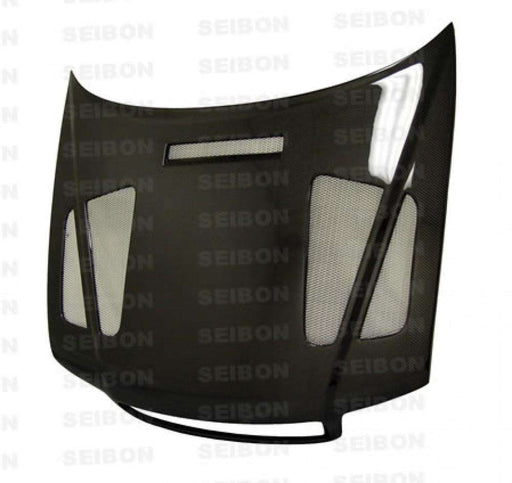 ER-STYLE CARBON FIBRE BONNET FOR 1996-2001 AUDI A4 Carbon Parts