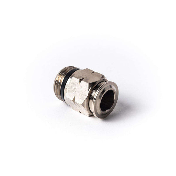 "Male Straight 3/8"" to 3/8"" Adapter-Stance Fittings-Stance Fittings 