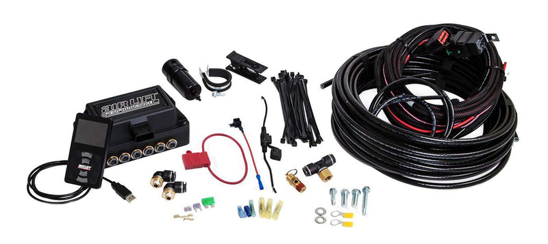 Air Lift 3P Management Package VW Passat Air Ride Kit