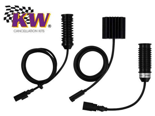 KW Electronic Damping Cancellation Kit - Audi A4 B8 KW Electronic Damping Cancellation Kit