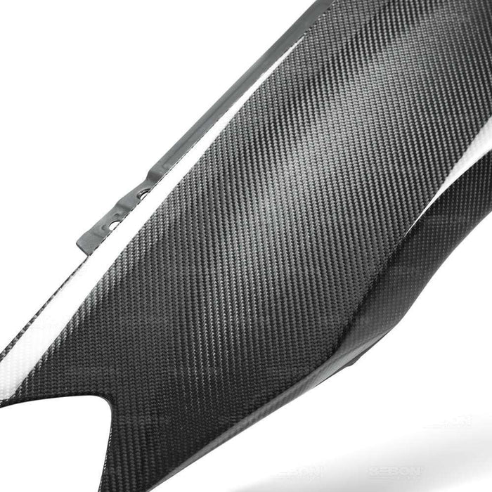 CARBON FIBER WIDE WINGS FOR 2015-2017 VOLKSWAGEN GOLF / GTI / R-Carbon Parts-Seibon Carbon-Stance Fittings | The Southern Stance Specialist