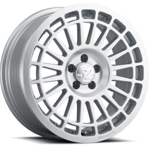 "Deltona (17"" x 7.5J) Speed Silver-Wheels-Fifteen52-Stance Fittings 