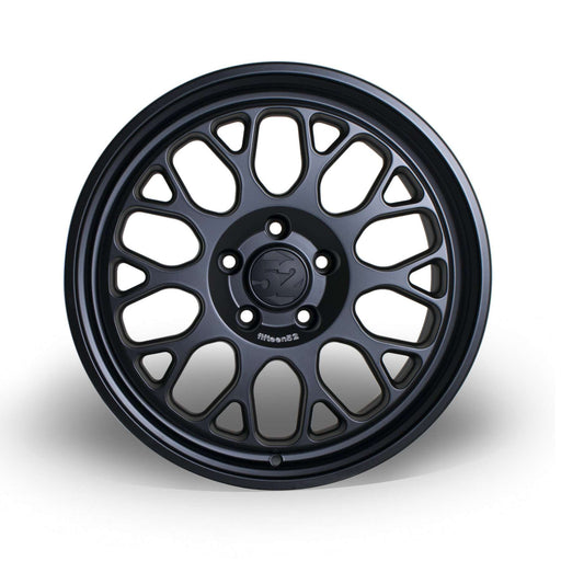 "Formula GT (19"" x 11J) Asphalt Black-Wheels-Fifteen52-Stance Fittings 