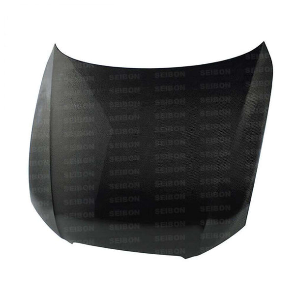 OEM-STYLE CARBON FIBRE BONNET FOR 2008-2012 AUDI A5-Carbon Parts-Seibon Carbon-Stance Fittings | The Southern Stance Specialist