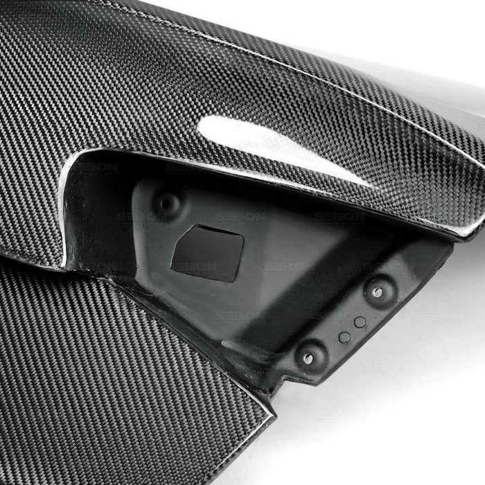 CSL-STYLE CARBON FIBRE BOOT LID FOR 2011-2014 AUDI A8-Carbon Parts-Seibon Carbon-Stance Fittings | The Southern Stance Specialist