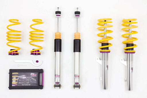 KW Variant 3 Coilovers - VW Golf Mk1-Coilovers-KW-Stance Fittings | The Southern Stance Specialist