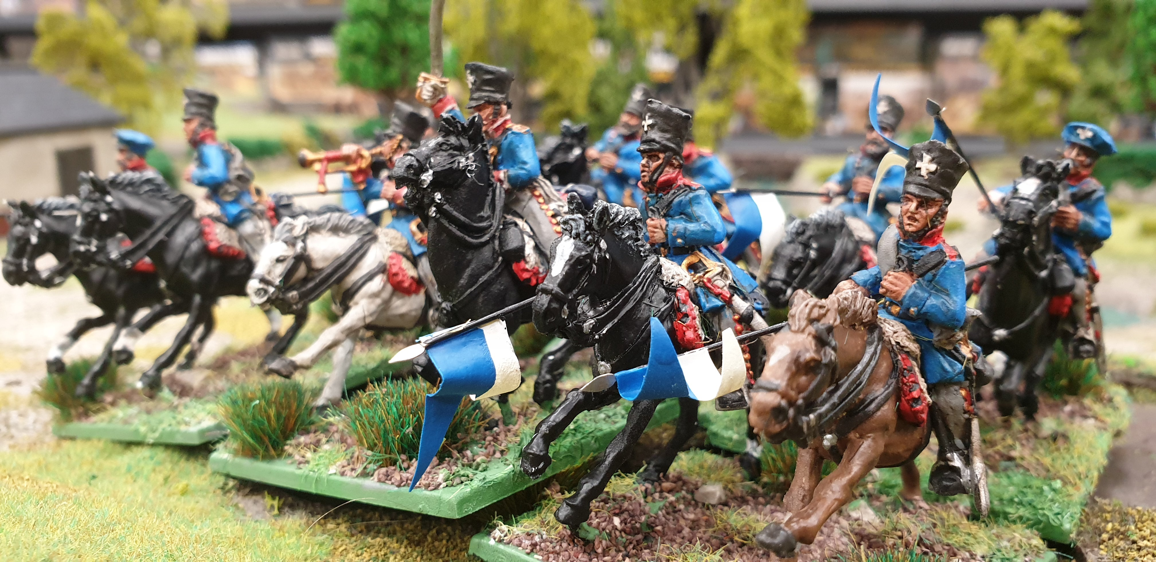 Episode #1 - Prussian Landwehr Cavalry & Friends of General Haig