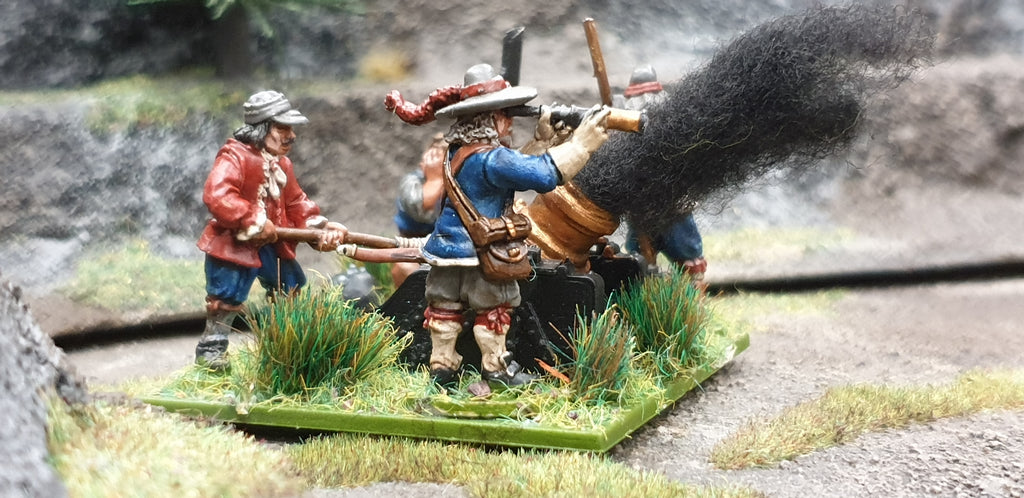 Episode #3 - Mortar Blasts and Portuguese Skirmishers