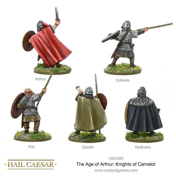 The Age of Arthur: Knights of Camelot