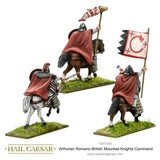 Arthurian Romano-British mounted knights command