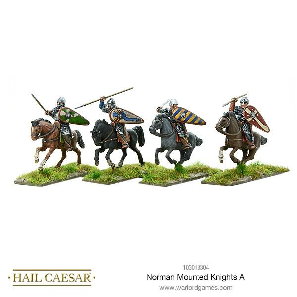 Norman Mounted Knights A