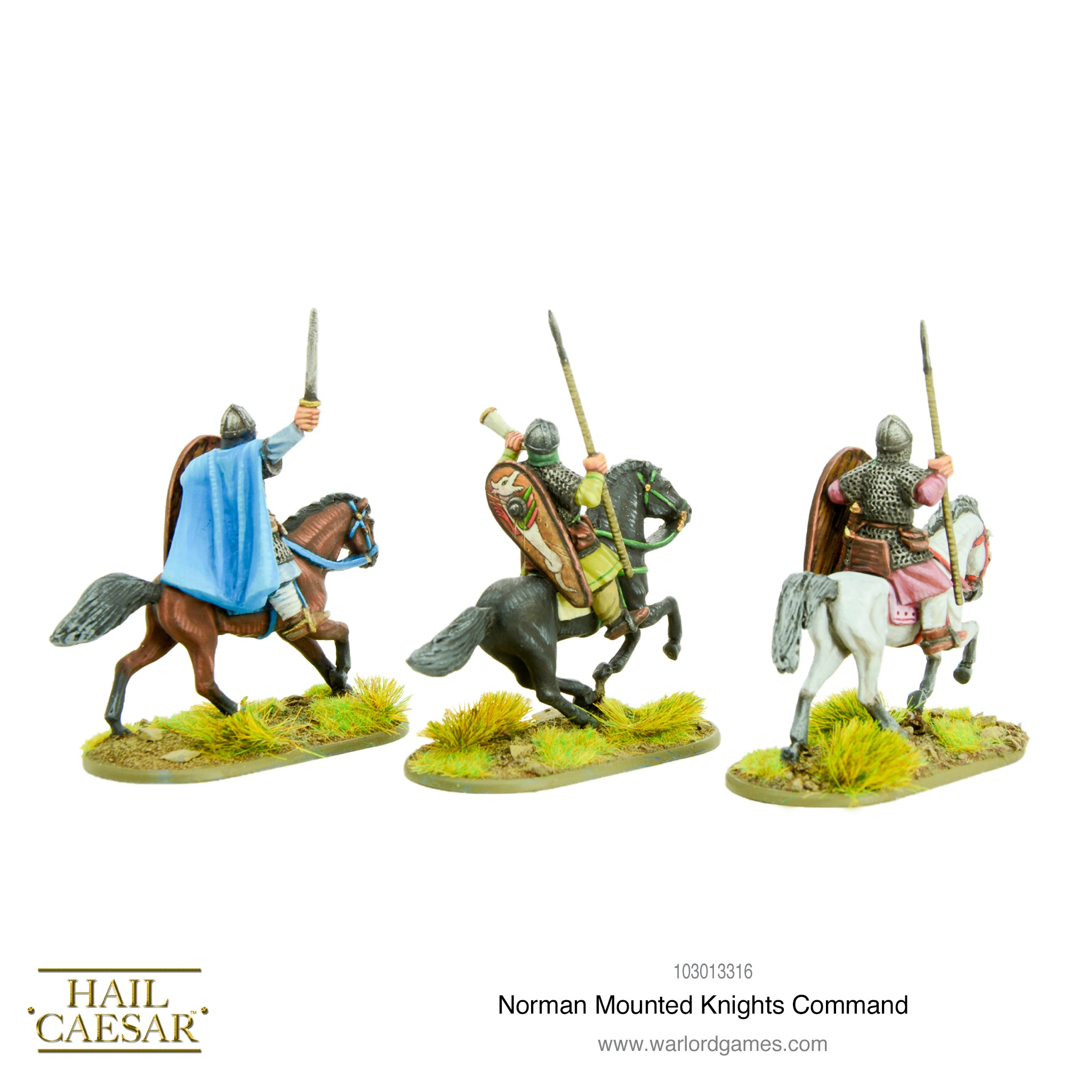 Norman Mounted Knights Command