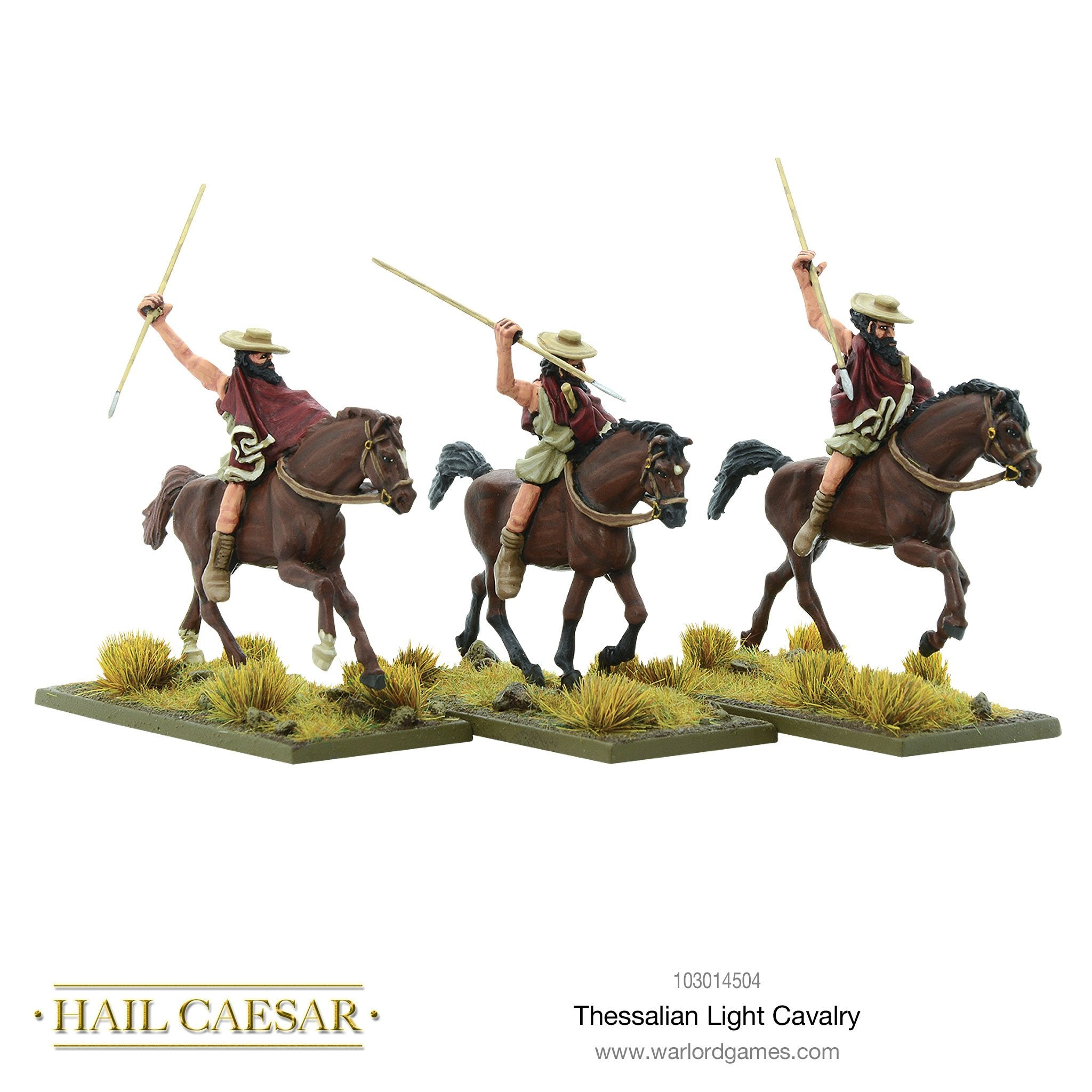 Greeks: Thessalian Light Cavalry