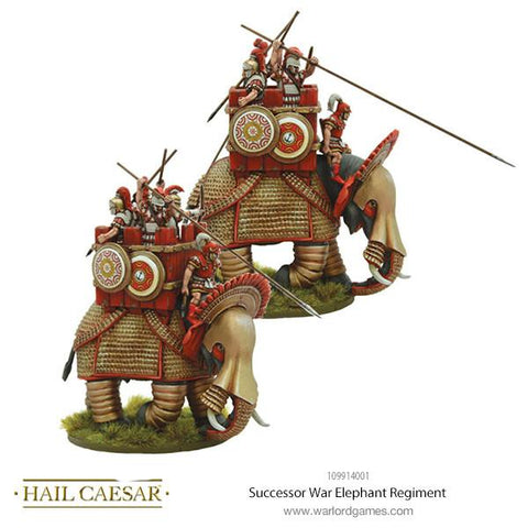 Successor War Elephant Regiment