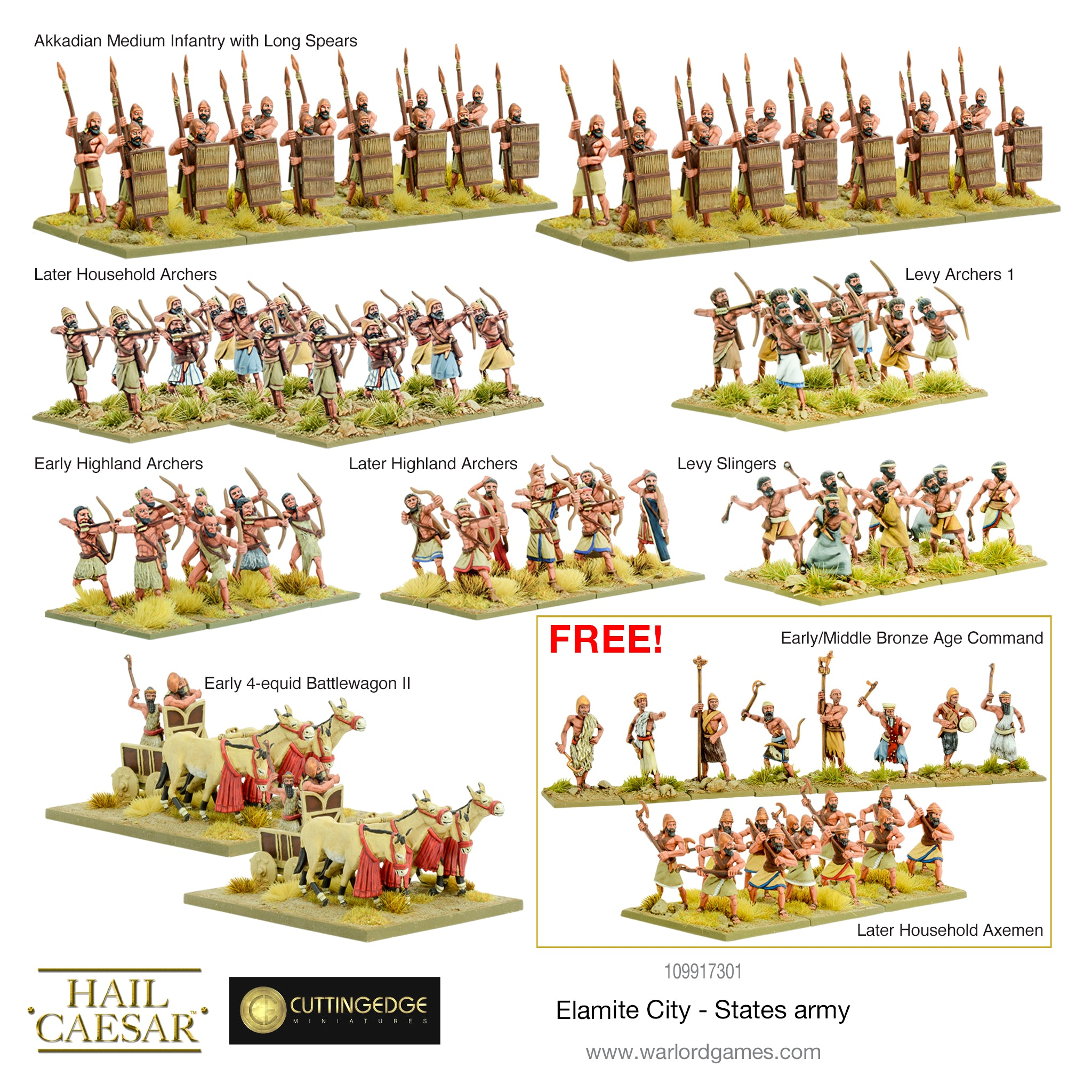 Elamite City-States army deal