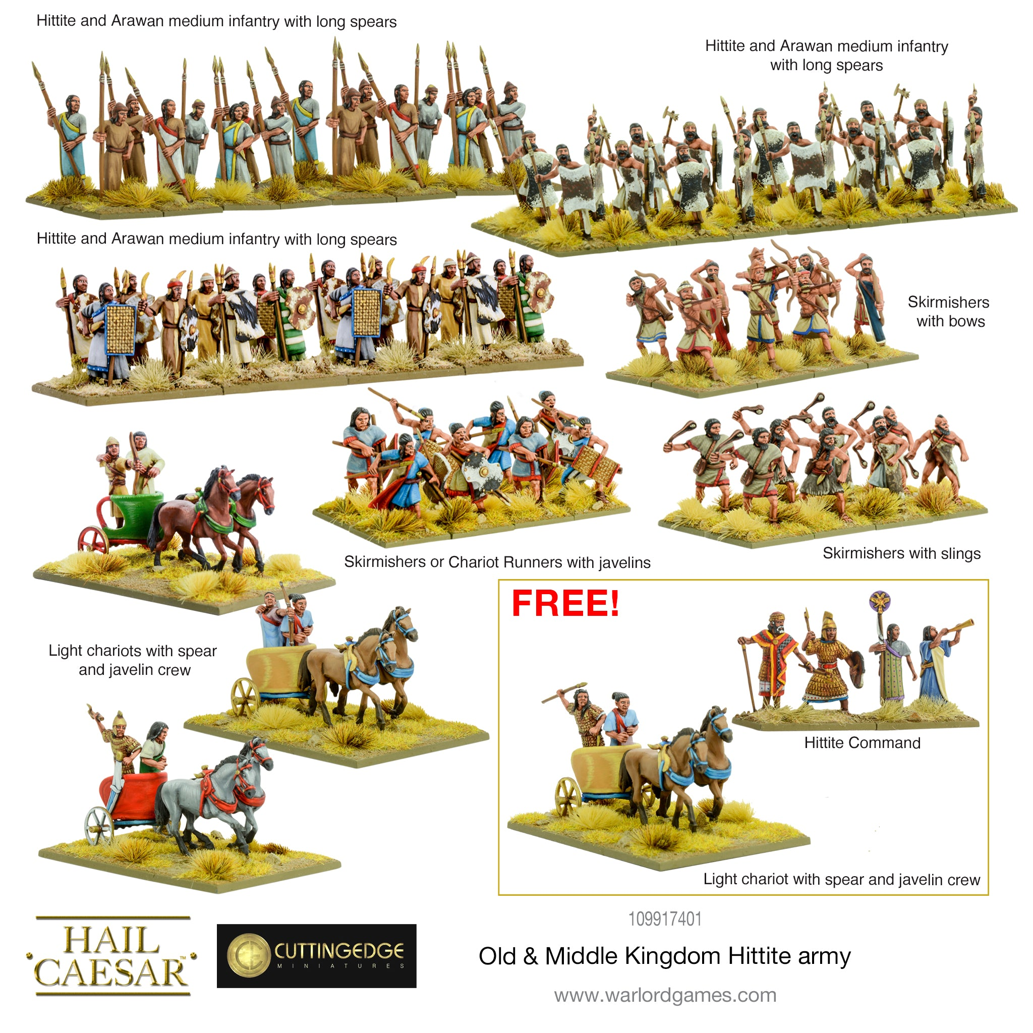 Old & Middle Kingdom Hittite Army Deal