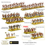 Old Kingdom Egyptian Army