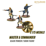 Master & Commander (Black Powder 2 Book Figure)