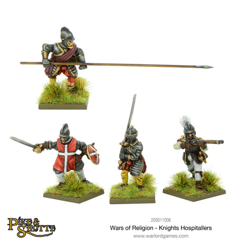 Wars of Religion Knights Hospitaller