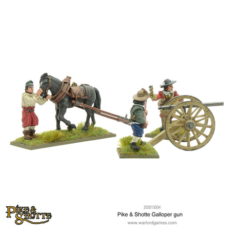 Pike & Shotte Galloper gun