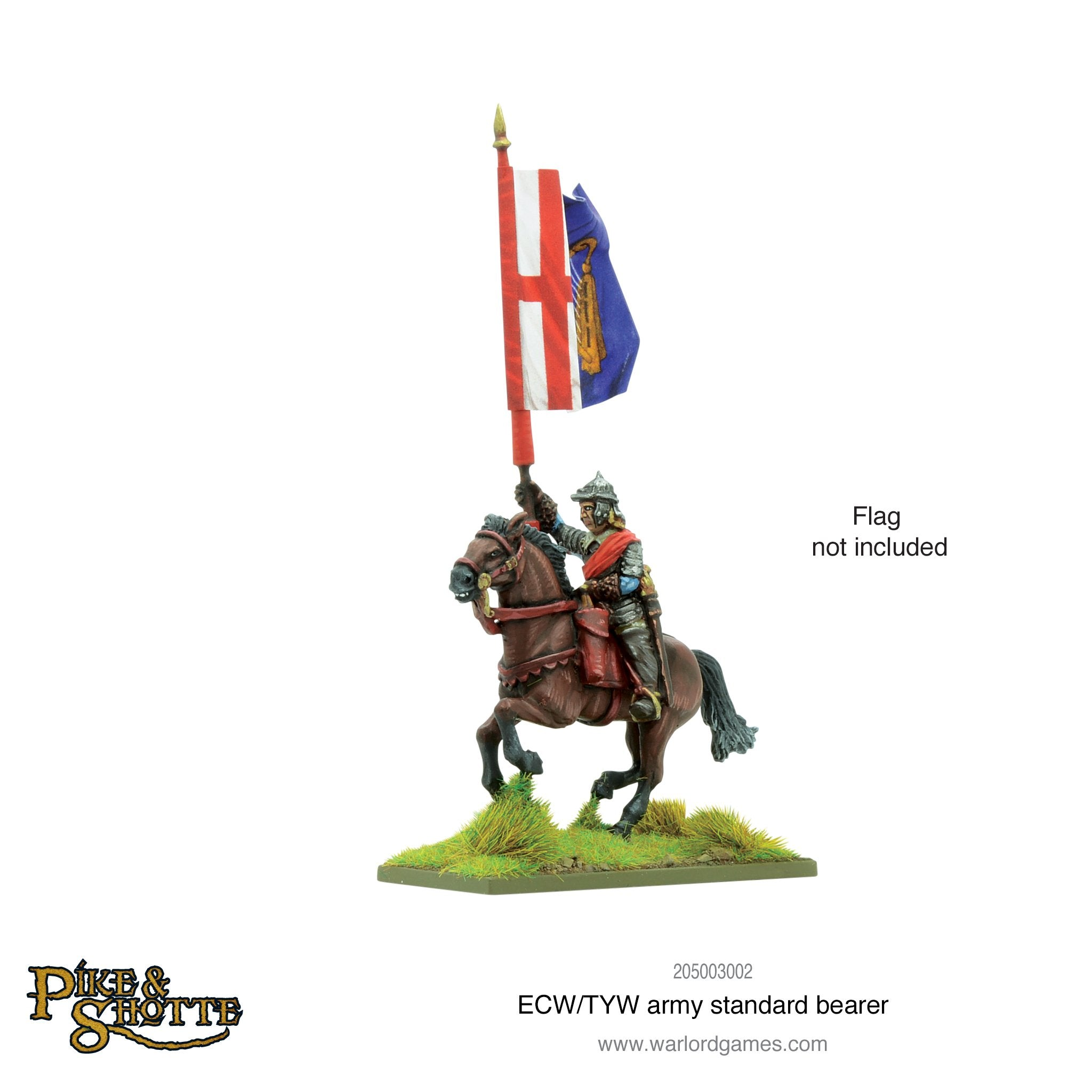 English Civil War/Thirty Years War Army Standard Bearer