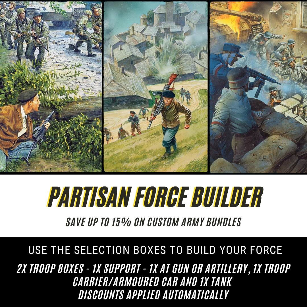 Bolt Action - Partisans