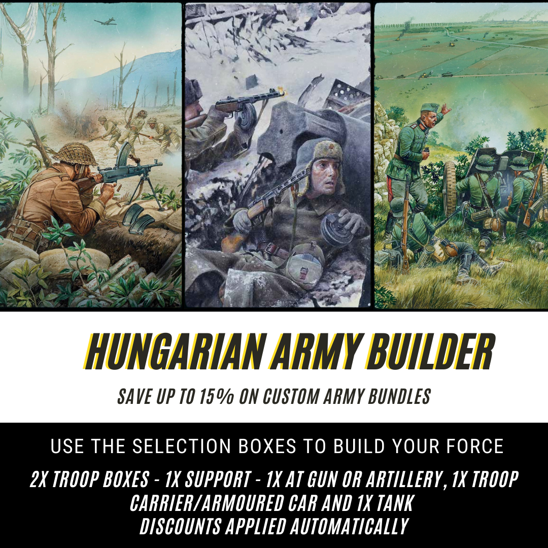 Bolt Action - Hungarian