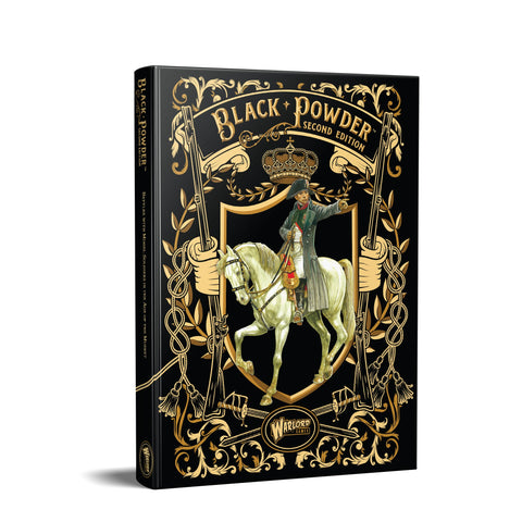 Digital Black Powder II rulebook PDF (English)