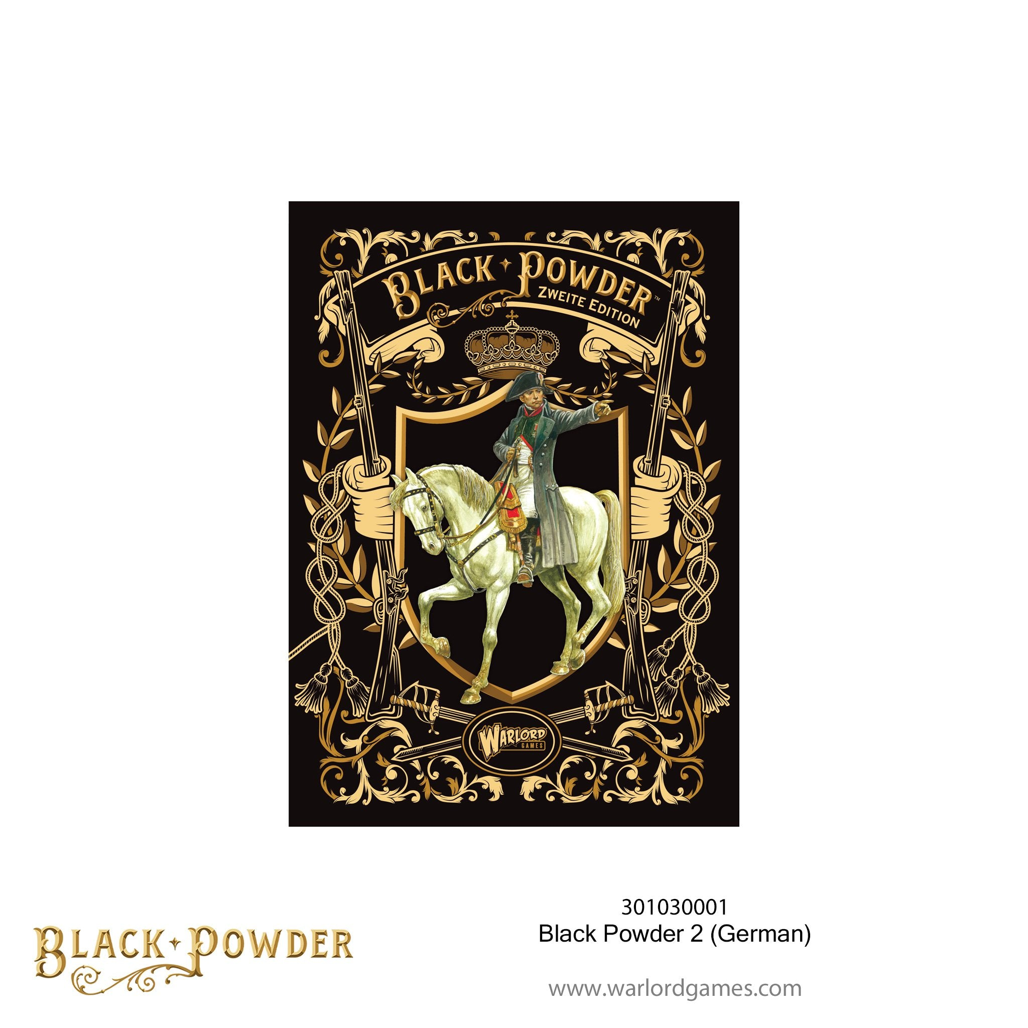 Black Powder II Rulebook (German)