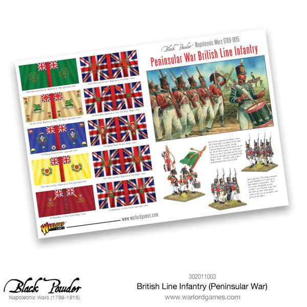 British Line Infantry (Peninsular War)