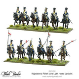 Napoleonic Polish Line Light Horse Lancers