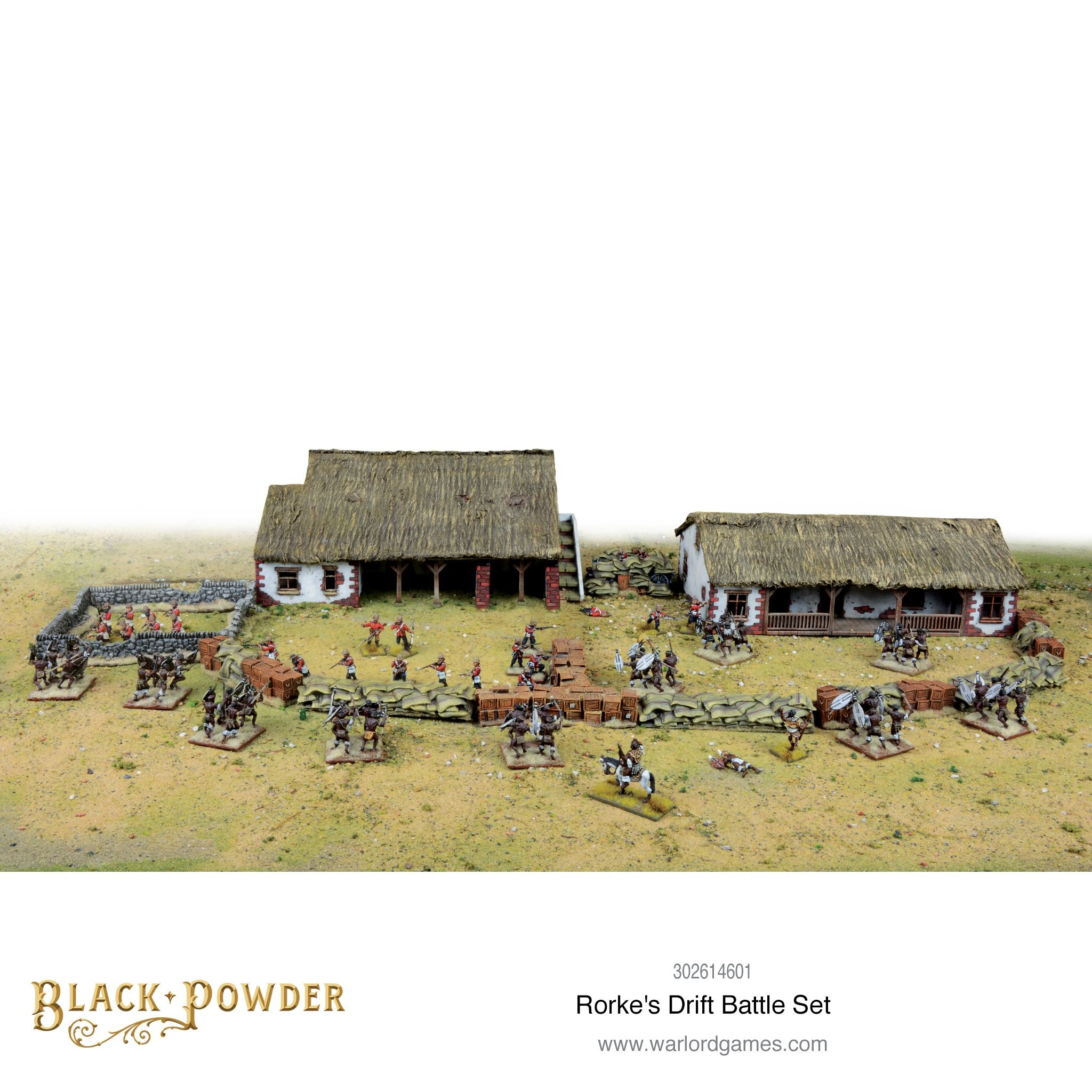 Rorke's Drift Battle set