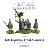Late Napoleonic French Command
