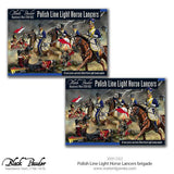Polish Line Light Horse Lancers brigade