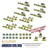 Black Powder: American Civil War Wave 3 Confederate Pre-Order Bundle