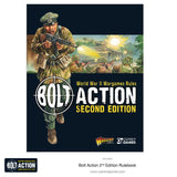 Digital Bolt Action 2nd Edition Rulebook eBook