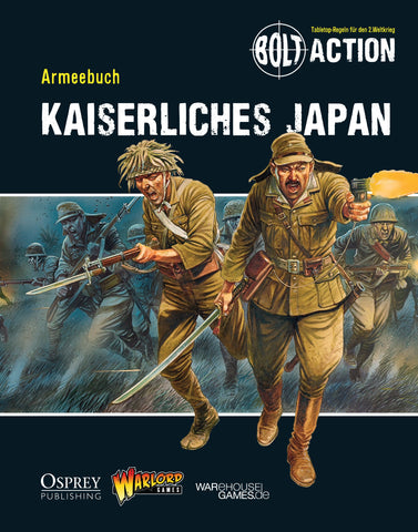 Armies of Imperial Japan (German Edition)