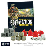"Bolt Action 2 Starter Set ""Band of Brothers"" - French"