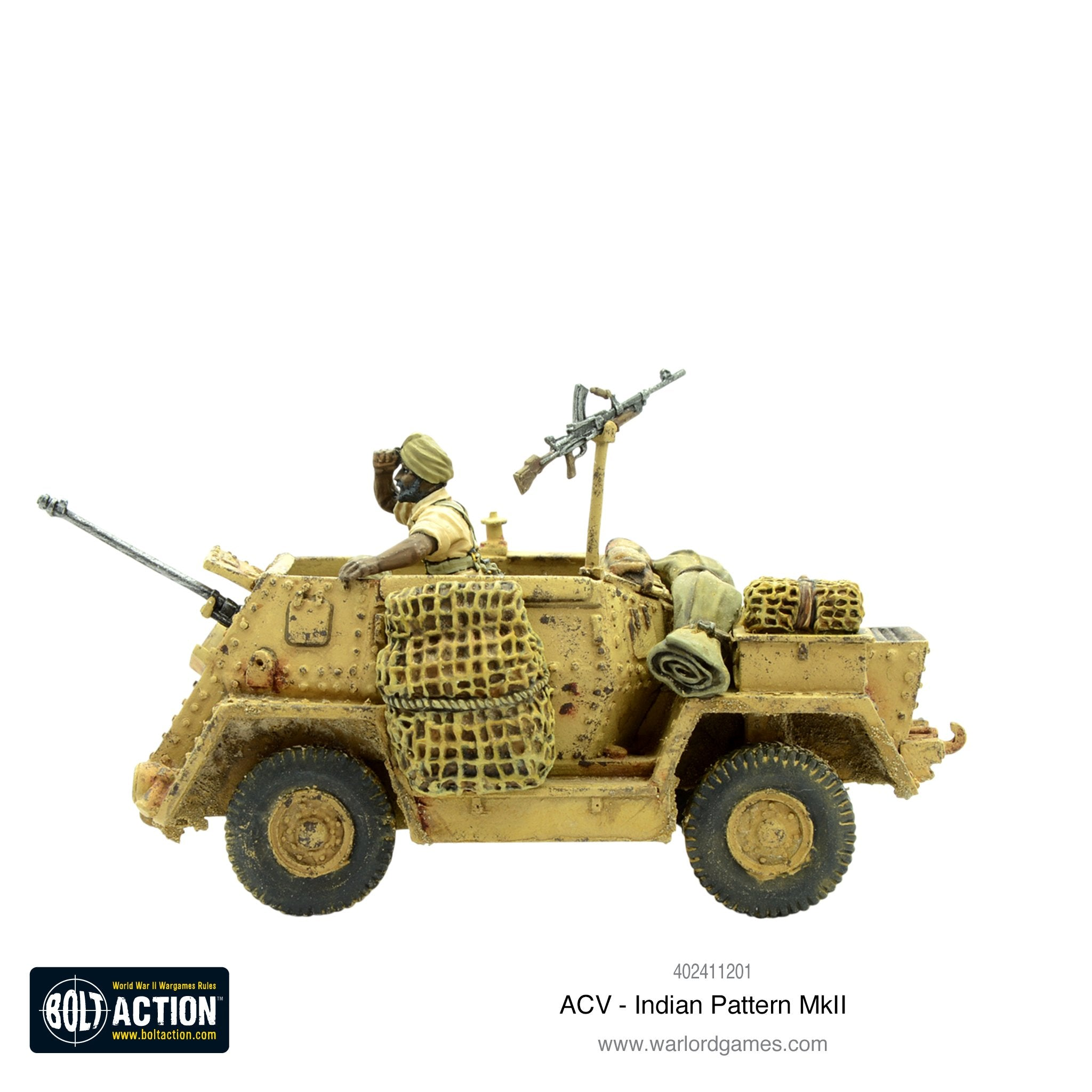 ACV - Indian Pattern Mk II