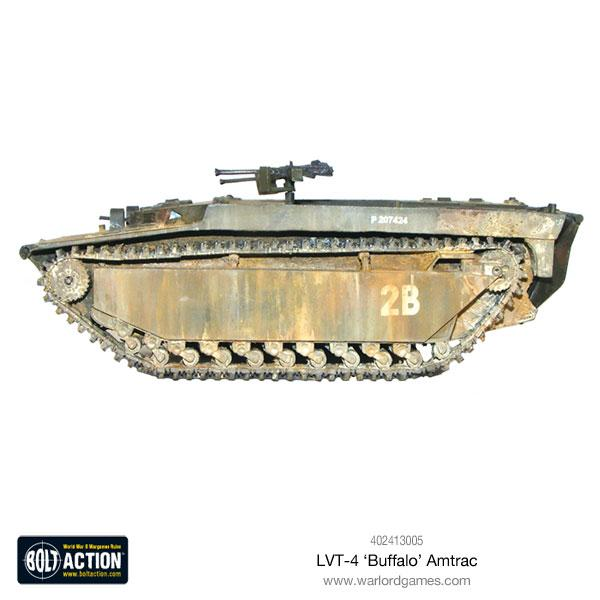 "US/Allied LVT-4 ""Buffalo"" Amtrac"