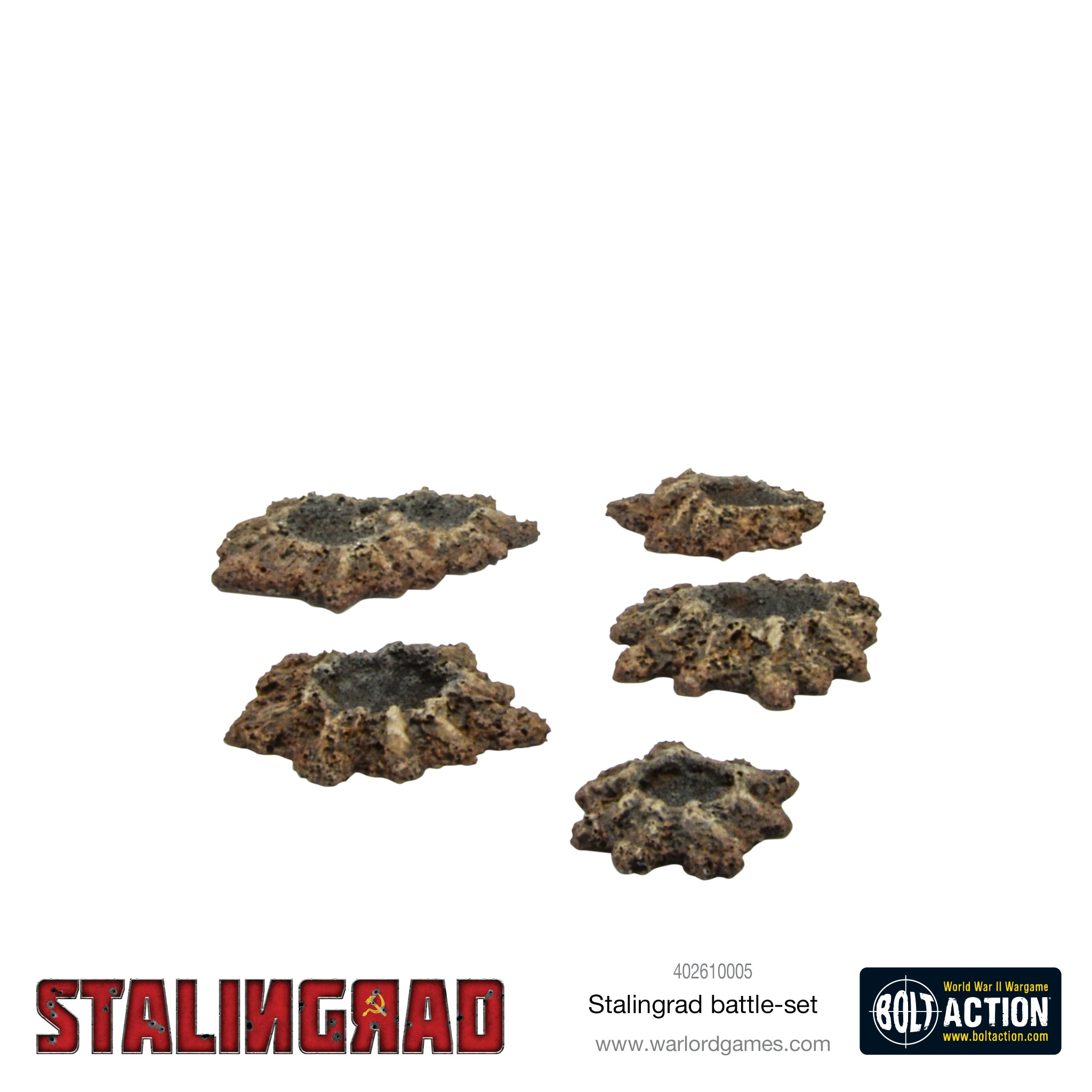Stalingrad battle-set