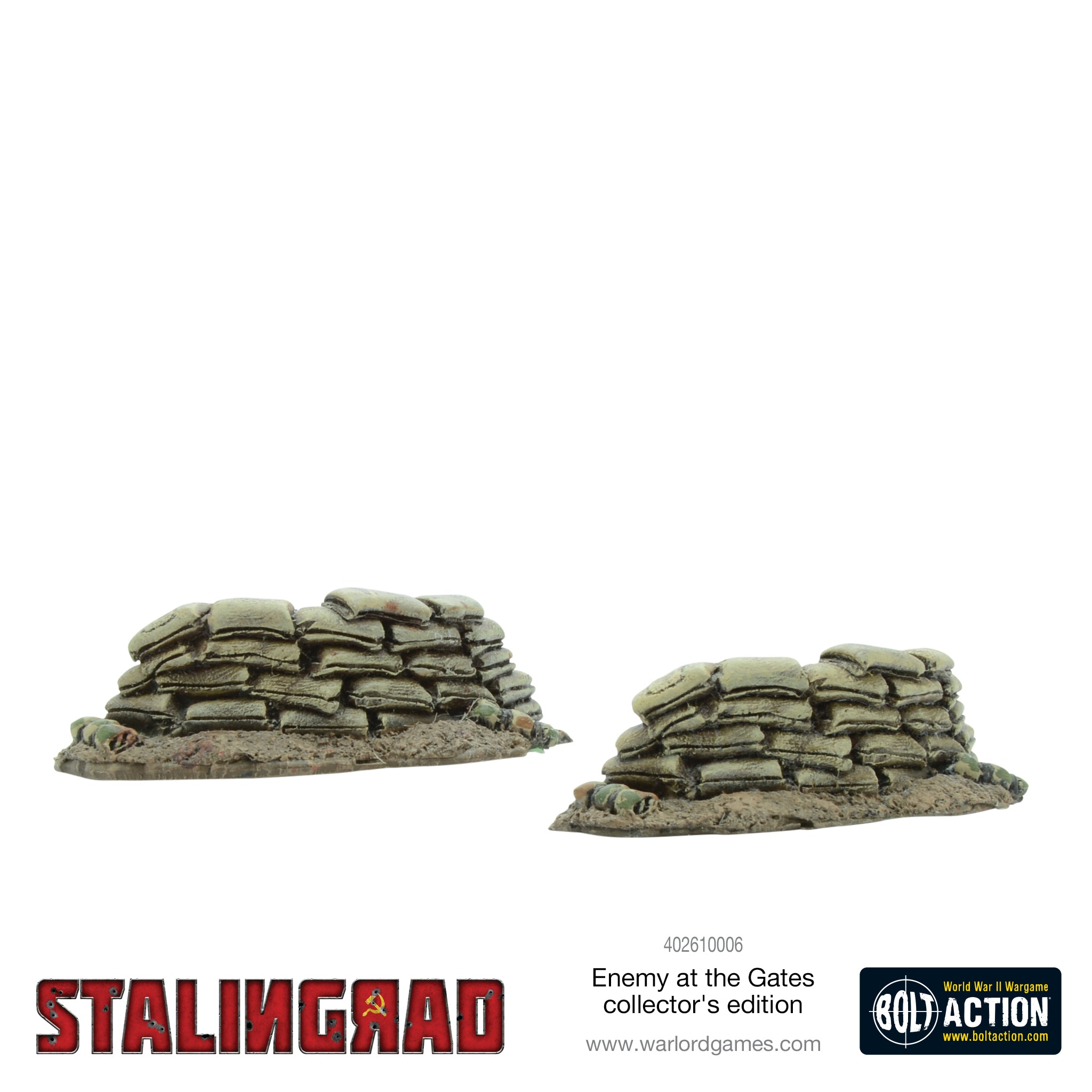 Enemy at the Gates - Stalingrad battle-set collectors edition