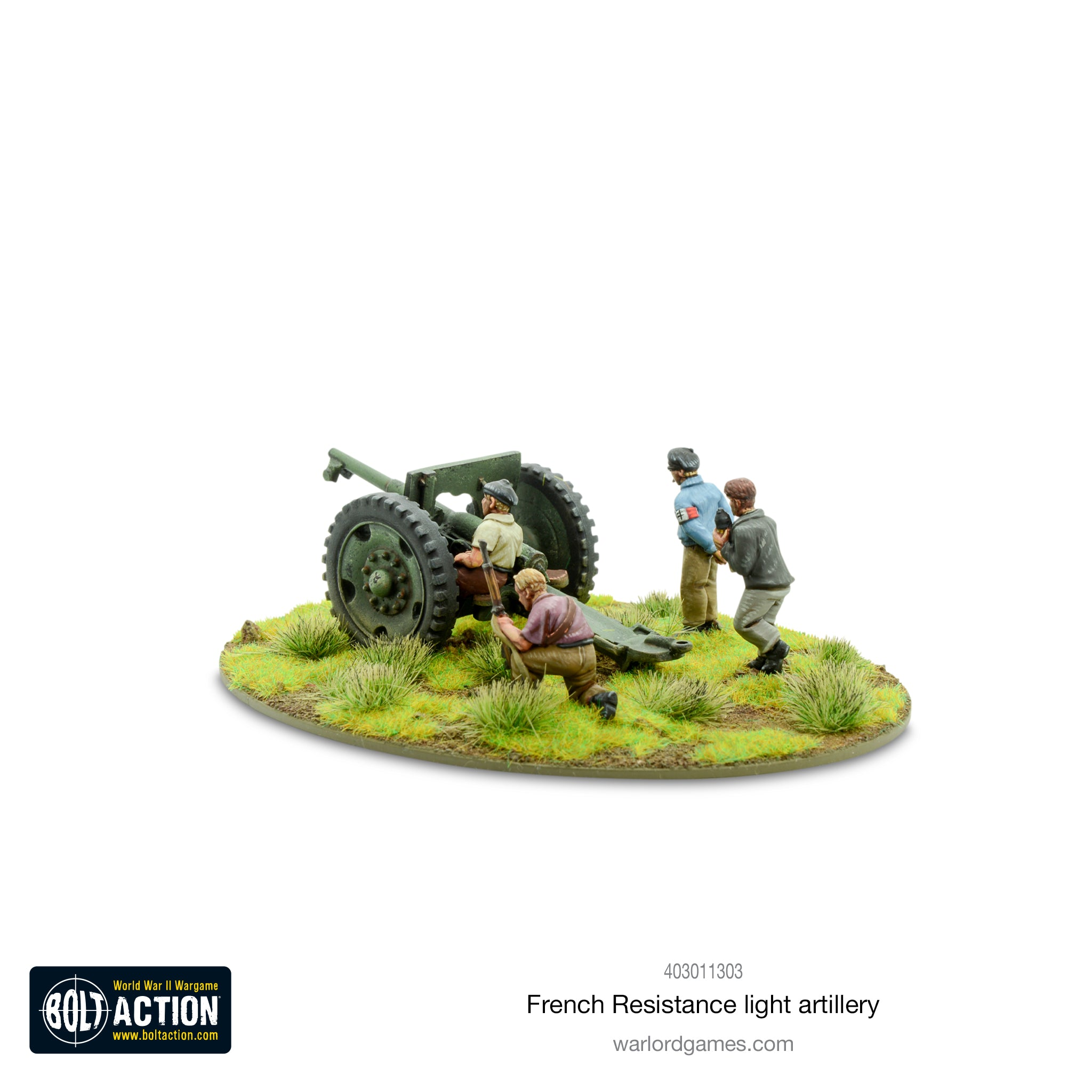 French Resistance Light Artillery