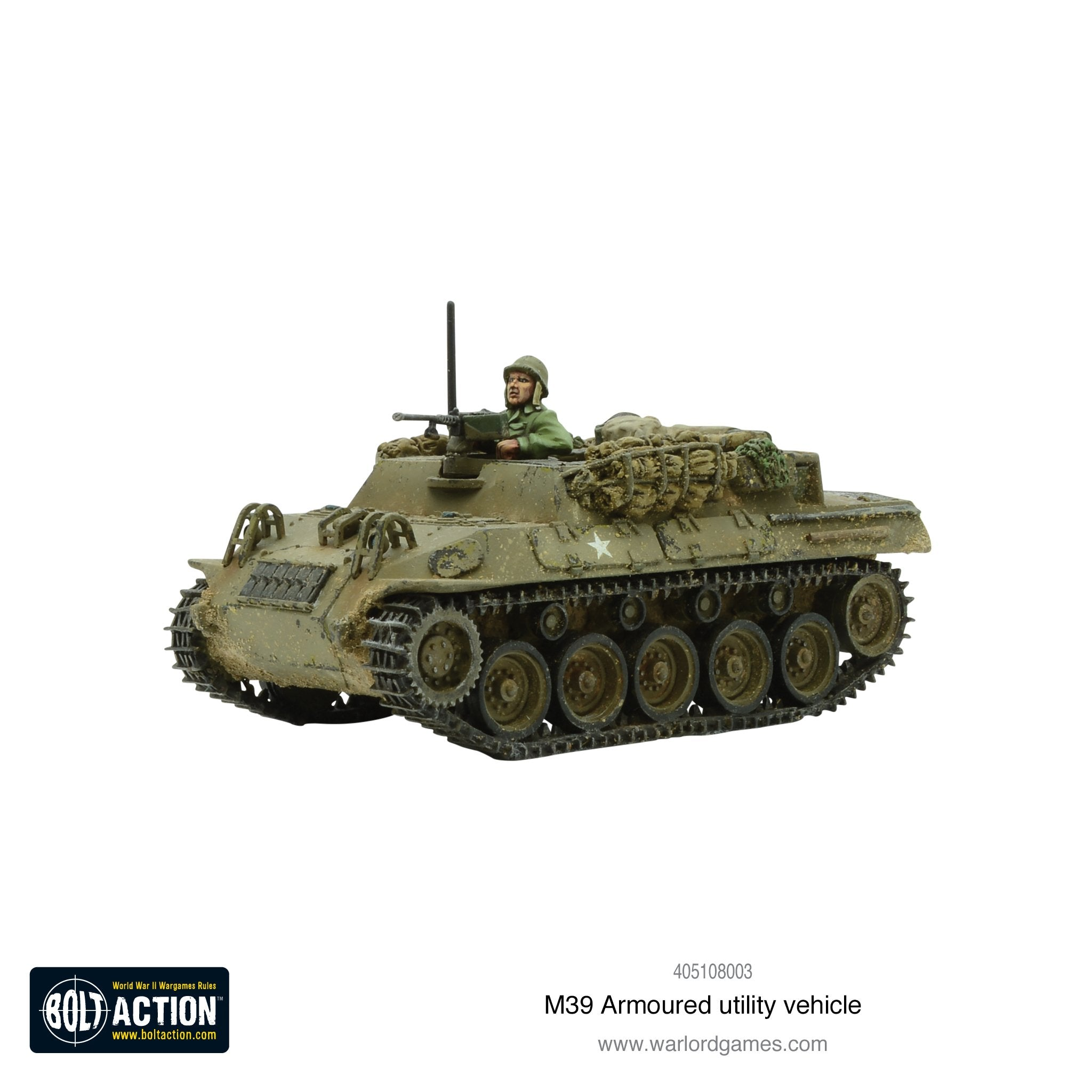 M39 armoured utility vehicle