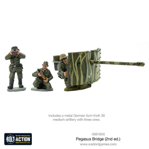 Pegasus Bridge second edition