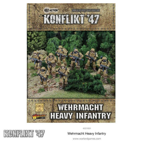 German Heavy Infantry KF'47