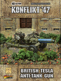 British Tesla AT gun